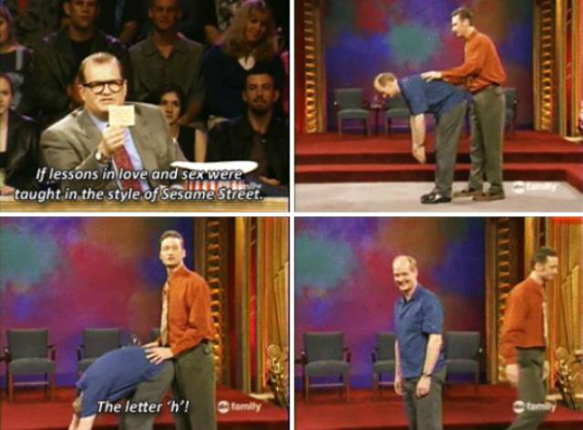 """Whose Line Is It Anyway"" – When Improv Comedy Doesn't Get Better"