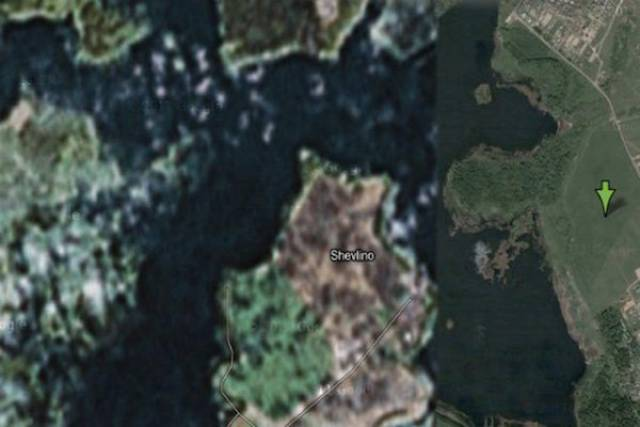 Places You Won't Be Able To See On Google Maps