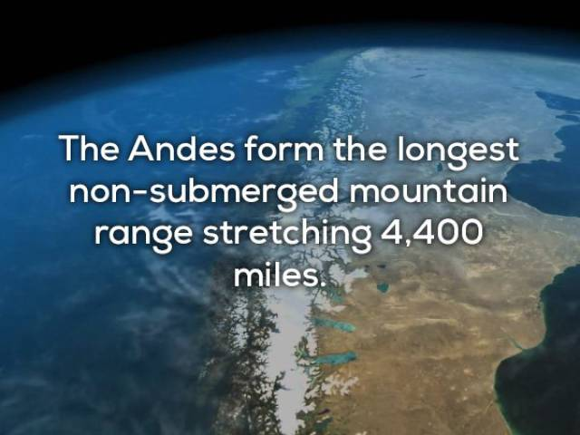 Purely Natural Facts About Earth
