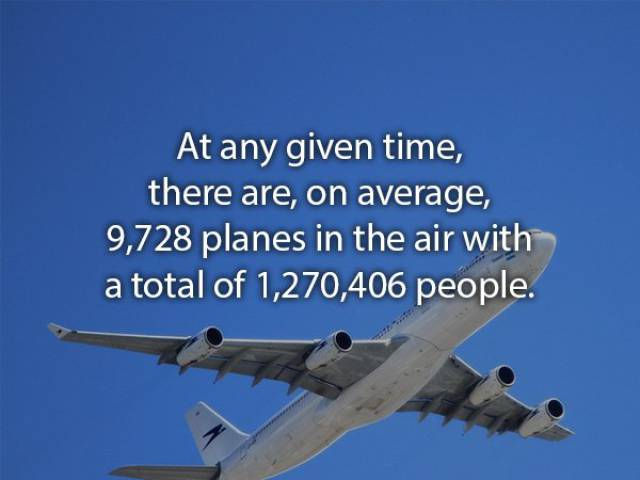 Some Facts You Should Know About Flying