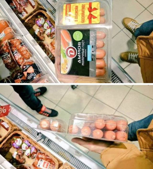 Supermarkets Always Try To Trick Us