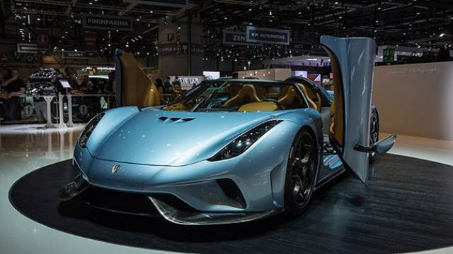 Not Many Can Afford These Most Expensive Cars In The World