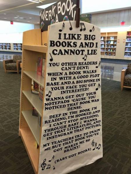 These Librarians Will Make You Laugh While Reading