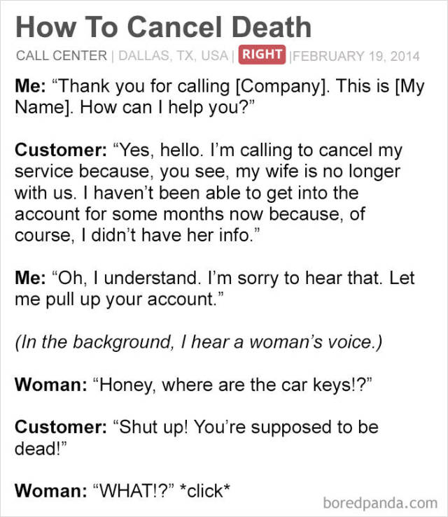 Some Clients Are Just The Worst