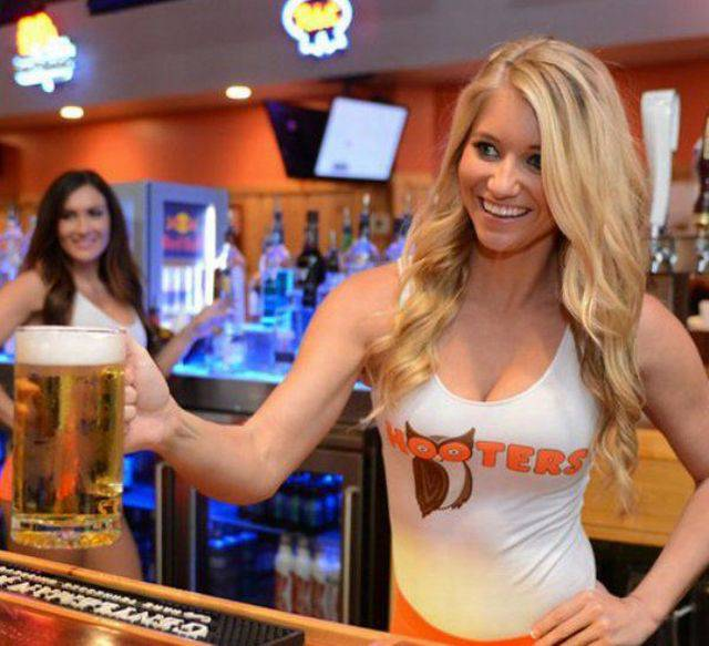 Hooters Are Always There For You When You Need 'Em