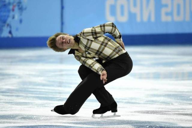 Figure Skating Is Not The Most Attractive Kind Of Sports