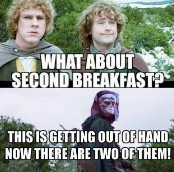 """""""Lord Of The Rings"""" Memes To Rule Them All"""