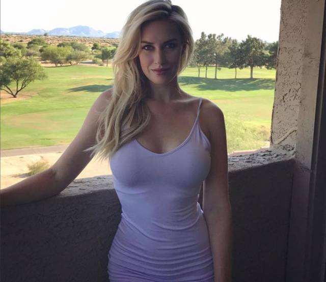 Paige Spiranac Could Be The Reason For You To Start Watching Golf