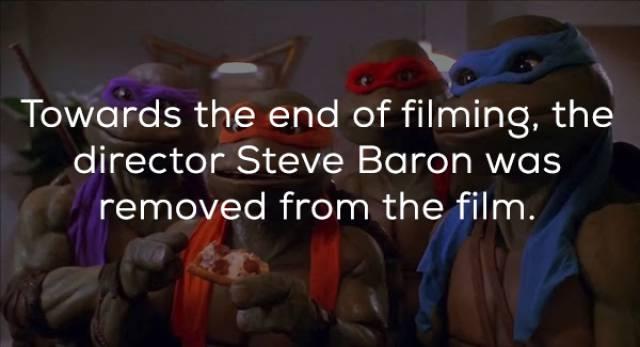 Rebellious Facts About The Original Ninja Turtles Movie