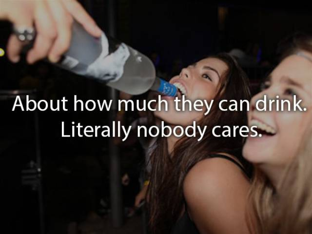 Don't Brag About It… Nobody Cares