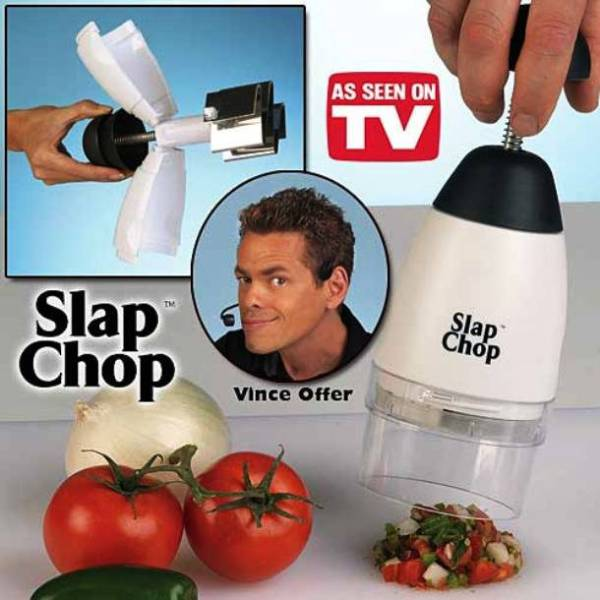 Infomercials Sell Everything – From Lame To Super Lame