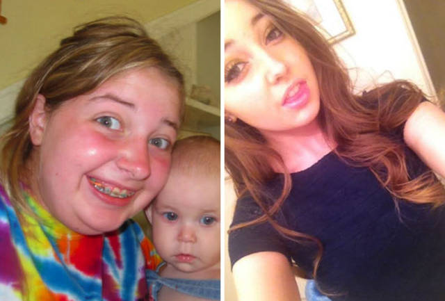 """Transformations From """"Ugly Duckling"""" Are Always Impressive"""