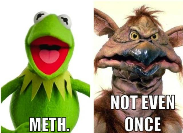 What Meth Memes Can Do To You