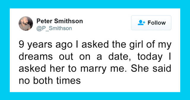 At Least Single People Are Good At Twitter