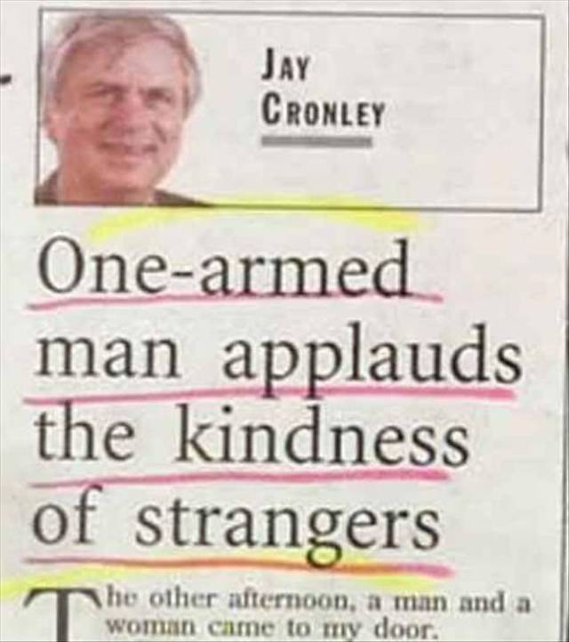 These Newspaper Edits Deserve To Be Seen By Everyone