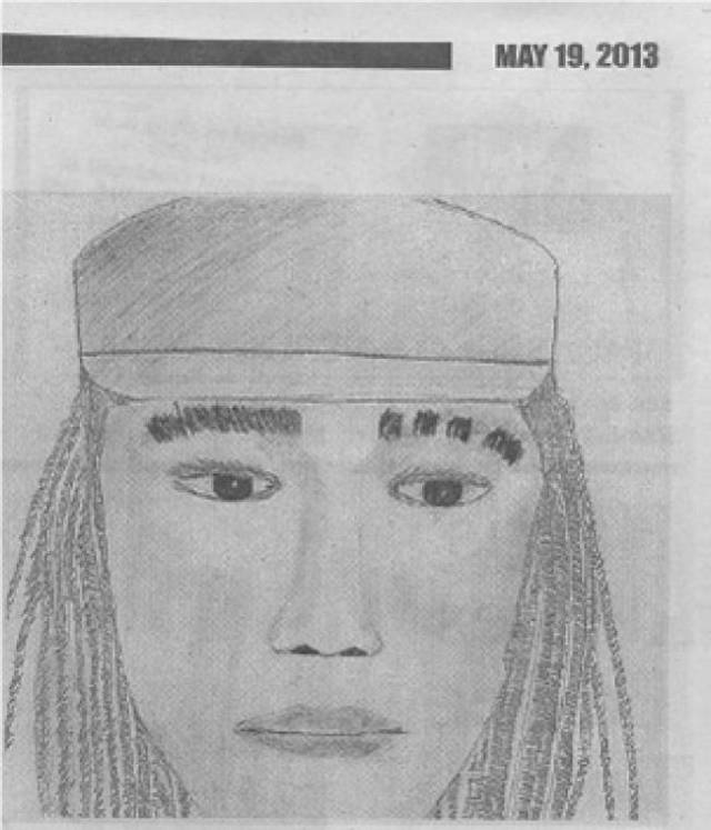 These Police Sketches Can't Really Help Them Catch Anybody, Can They?