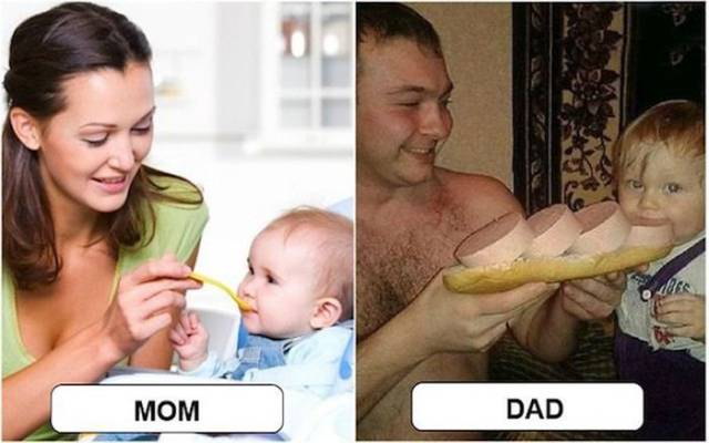 Who's Better At Parenting: Moms Or Dads?