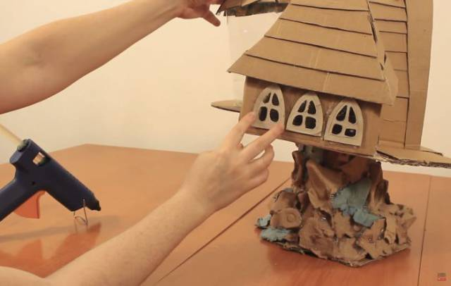 All You Need To Build A Fairy House Is Your Hands