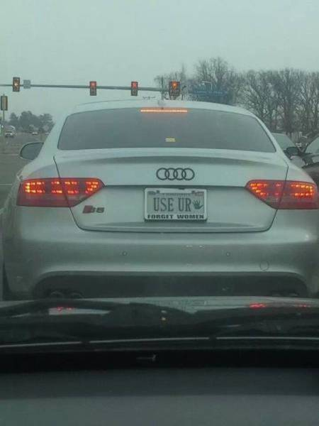 License Plates That Are More Awesome Than The Cars
