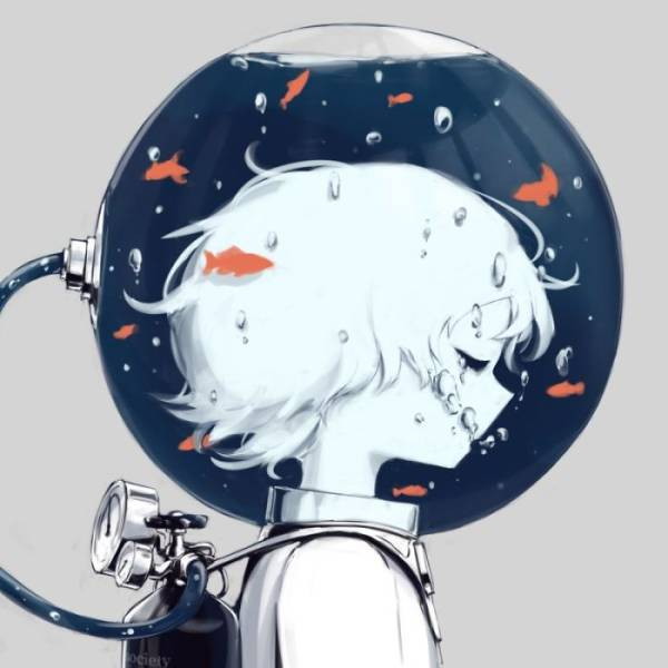 This Artist's Illustrations Are Capable Of Touching The Deepest Parts Of Our Souls…