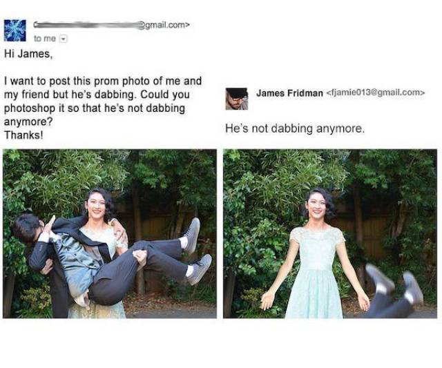 James Fridman Is The Master Of Perfect Photoshops