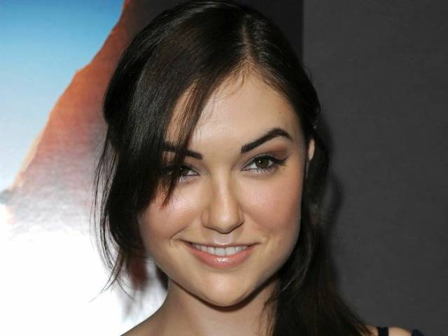 Sasha Grey Is A Beautiful Woman