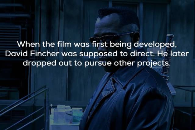 "Sharp And Menacing Facts About ""Blade"""