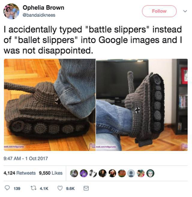 They Weren't Disappointed By Their Wrong Google Searches