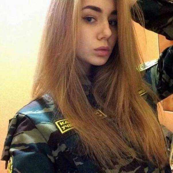 Beautiful Russian Police Girls Whom You Will Not Be Able To Resist