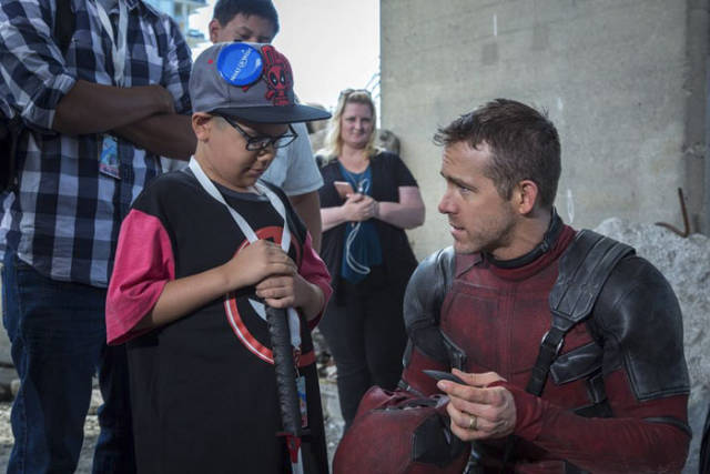 Fan Didn't Think Ryan Reynolds Promoting An R-Rated Movie To Kids Was Okay, But Reynolds Thought Otherwise