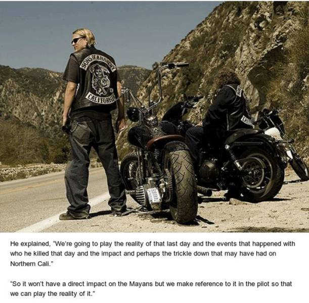 """Sons Of Anarchy"" Will Be Getting A Prequel And A Sequel!"