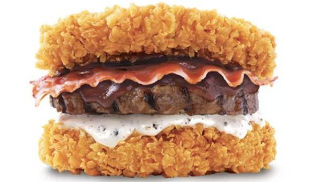These Fast Food Items Are Definitely Curious