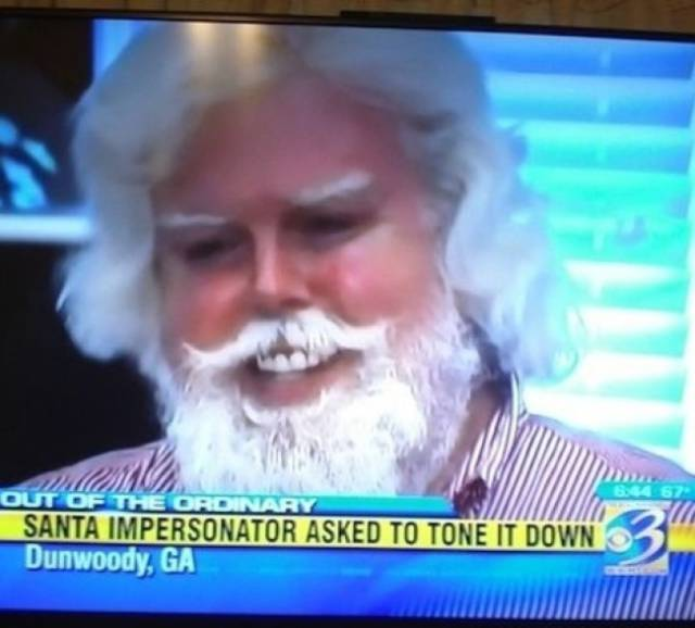 Some Strange Things Seem To Be Happening On The News