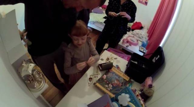 This Dad Got Prepared For A Daughter's Birth Better Than Any Other Dad