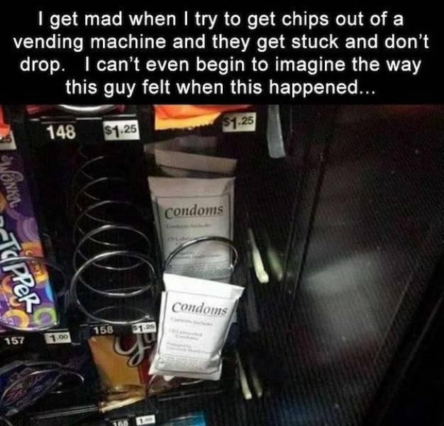 It's Depressing, So Laugh At It!