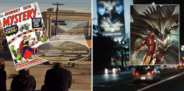 Marvel Is Never Lazy To Add Easter Eggs To Their Movies