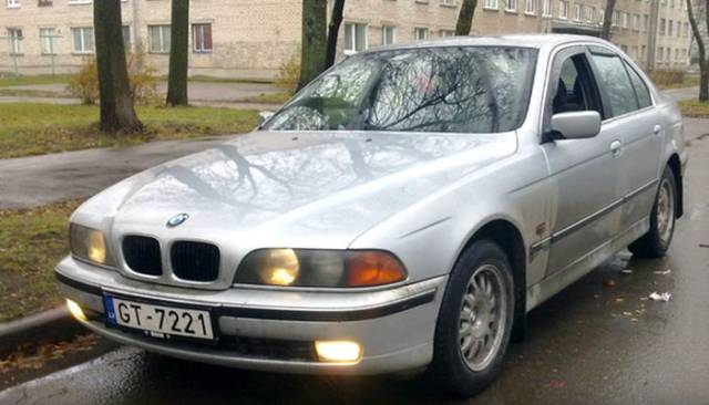 One BMW Into Another, Much Better, BMW