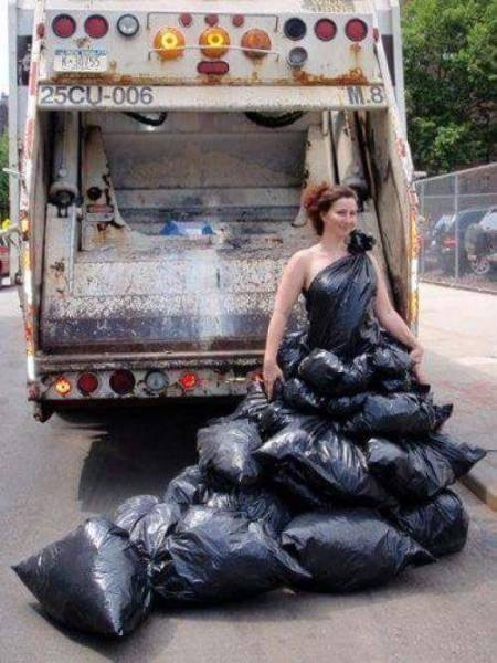 Here's The Essence Of Trash From All Around The Internet