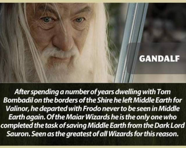 "You Thought You Know Everything About ""Lord Of The Rings""? Nope"