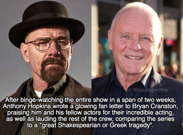 "Badass Facts About ""Breaking Bad"""