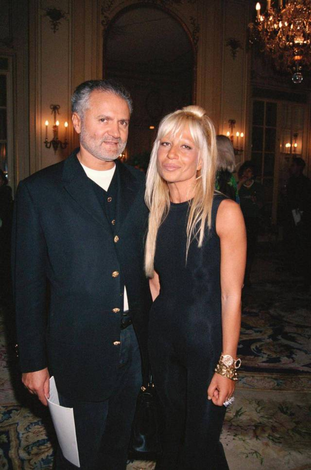 How Donatella Versace Changed Since 1988 Is Just Scary