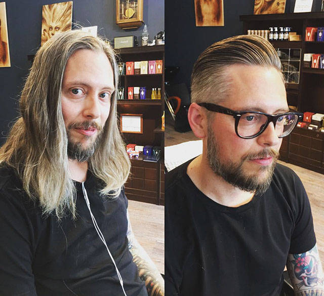 Good Barber Can Change Everything In How You Look
