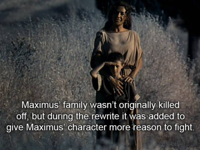 """Merciless Facts About """"Gladiator"""""""