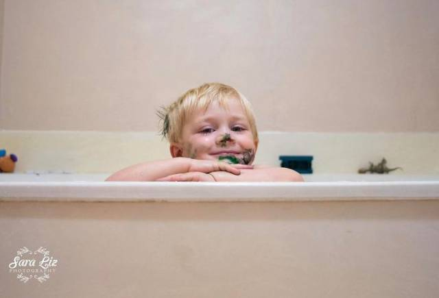Mom Tries To Take Photos Of Each Aspect Of Her Boys Growing Up, And It's Exciting