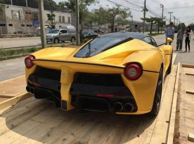 Unpacking That Crisp New Ferrari…