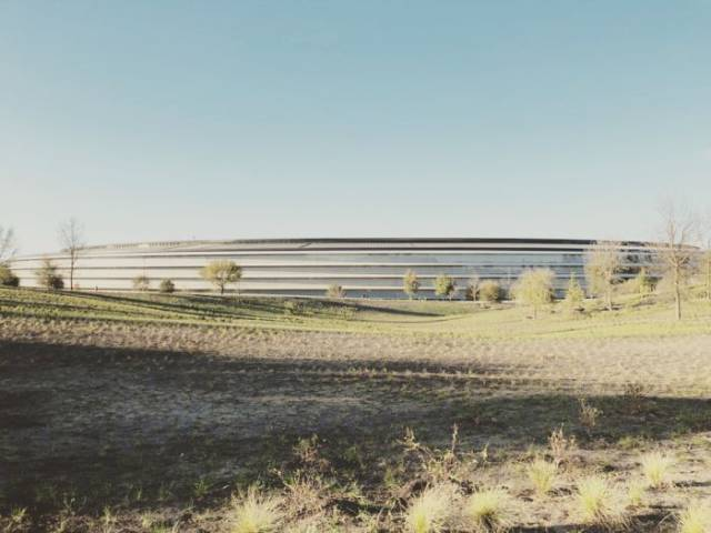 Take A Sneak Peek At Apple's New Headquarters