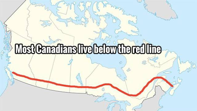 Canada Is Full Of Surprising Facts