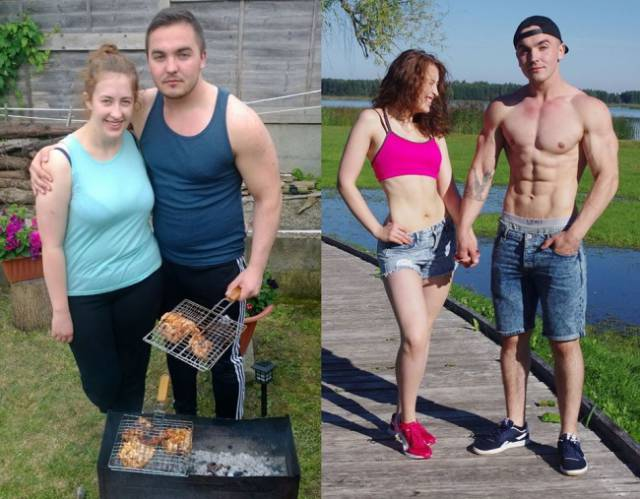 Couples That Inspired Each Other To Be Better