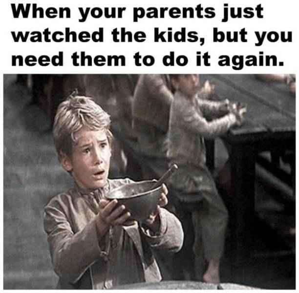 Parenting Is Hard Enough Already…But Memes About It Is Even Harder!