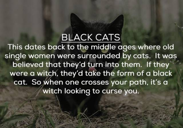 Some Superstitions Could Actually Make You Anxious
